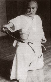 OMURA Tadaji Sensei